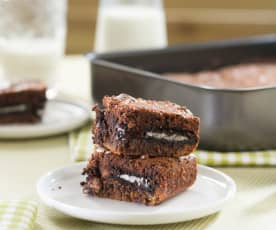 Tarta brow-kies (brownie-cookies)