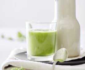 Avocado-Federkohl-Smoothie