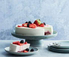 Cheesecake leggera