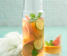 Detox Water (Flat Belly)