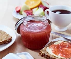 Erdbeer-Melonen-Konfitüre