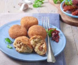 Kotlety (croquetas) z dorsza i ziemniaków