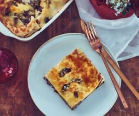Lasagne al radicchio (TM6)