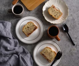 果醬紅茶磅蛋糕(無麩質)