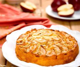 Jablečný koláč (Apfelkuchen)