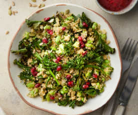 Green Goddess Quinoa Salad