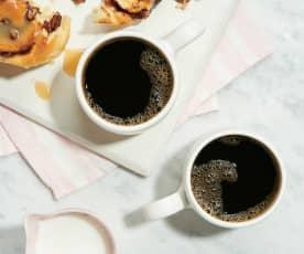 Café Au Lait (Coffee with Steamed Milk)