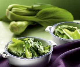 Geroerbakte groenten