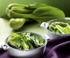 Gedünstetes Asia-Gemüse