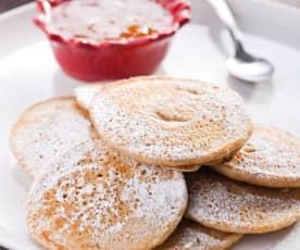 Tschechische Pfannkuchen