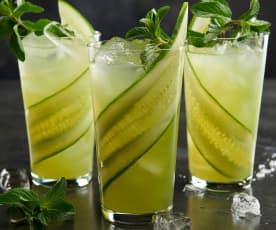 Coconut Cucumber Cooler