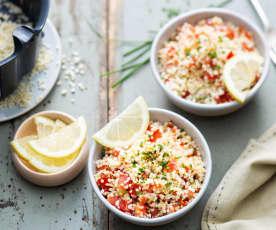 Taboulé au millet (sans gluten)