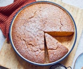 Möhren-Marzipan-Kuchen