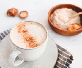 Chaga Mushroom Latte