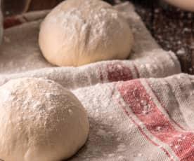 Sourdough Starter Discard Pizza Dough