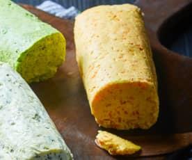 Mantequilla de habanero y zanahoria
