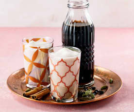 """Kaffeesirup """"oriental"""""""