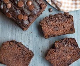 Glütensiz Çikolatalı Kek
