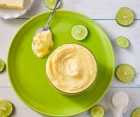 Mantequilla de limón