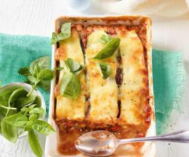 Low Carb Zucchini-Lasagne