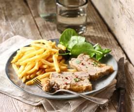Potjevleesch (terrine de Dunkerque à la viande)