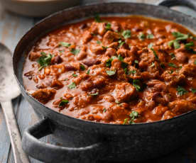 Smoky Pork and Beans