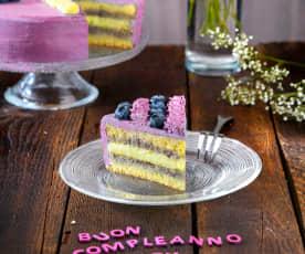 Torta Bimby® ai mirtilli