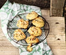 Cookies moelleux au chèvre