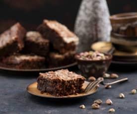 Brownie z tahini