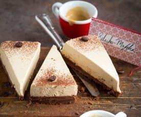 Schoko-Mokka-Cheesecake