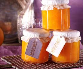 Orangen-Möhren-Marmelade