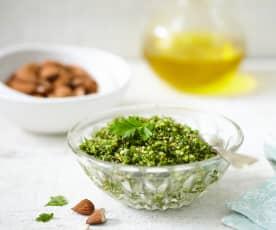 Pesto persil-amande