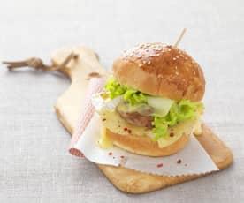 Hamburgers normands
