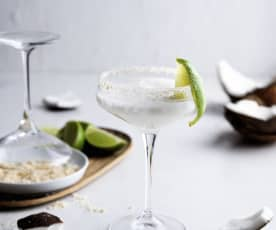 Margarita al cocco