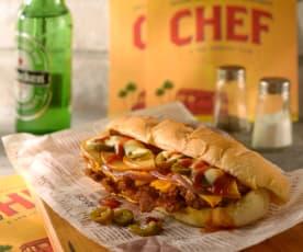 古巴三明治(五星級快餐車)