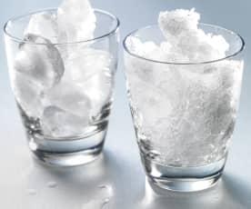 Eis crushen