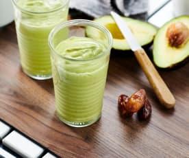 Avocado-Dattel-Shake