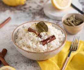Cytrynowy ryż (w stacji Thermomix Friend®)