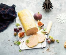 Foie gras sous-vide