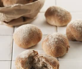 Rye Bread Rolls