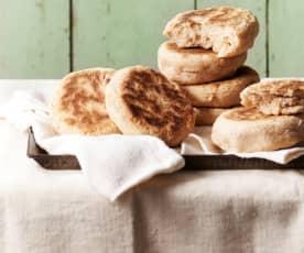Muffins anglais à la farine complète