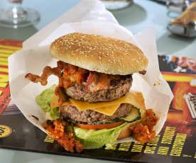 Hamburger Big Kahuna (alla maniera de Pulp Fiction)