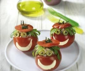 Omini di pomodori