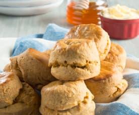 Virginia Sweet Potato Biscuits