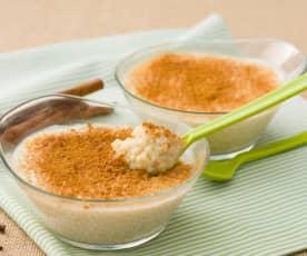 Mazamorra de quinoa (pudin de quinoa)