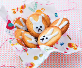 Petits biscuits lapins
