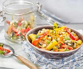 Peperoni-Salat