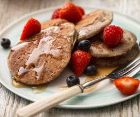 Sweet or Savoury Buckwheat Pancakes