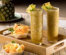 Bevanda ananas e melone