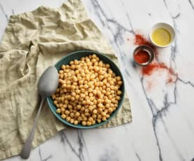 Slow-cooked Chickpeas